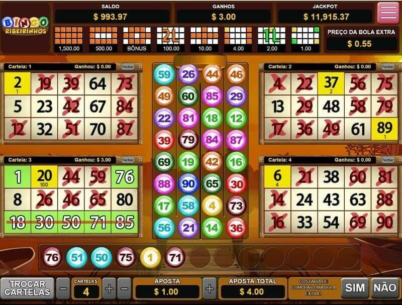 bingo cassino online