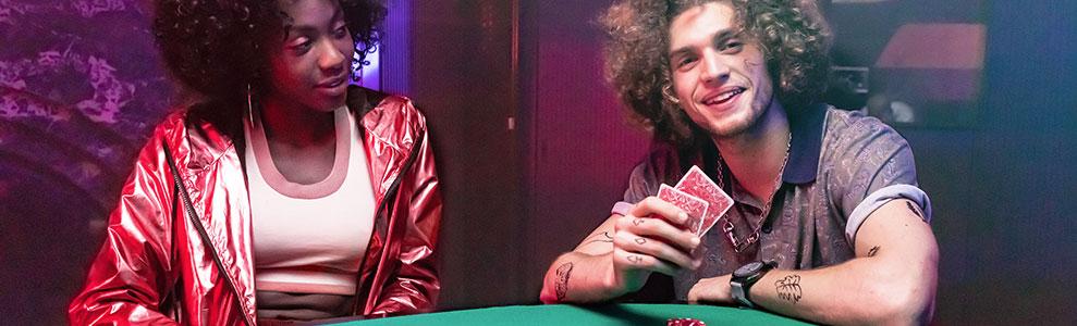 Welcome Poker
