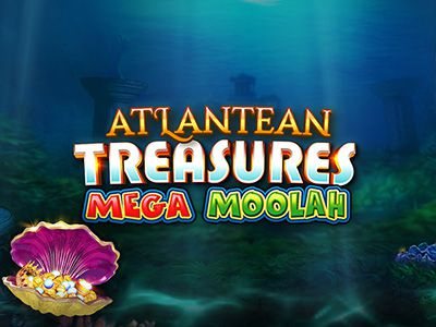 Atlantean Treasures: Mega Moolah