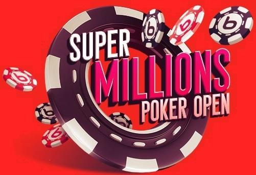 Super Million Poker Open