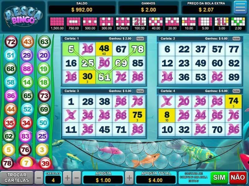 bingo online como ganhar