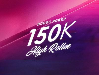 150k poker