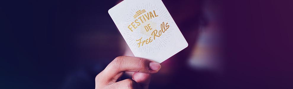 festival de freerolls