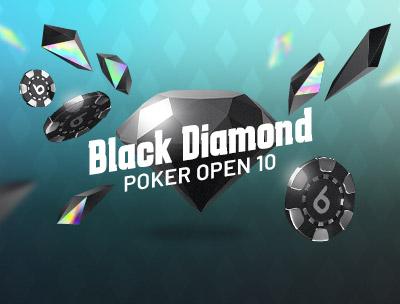Black Diamond Poker Open 10