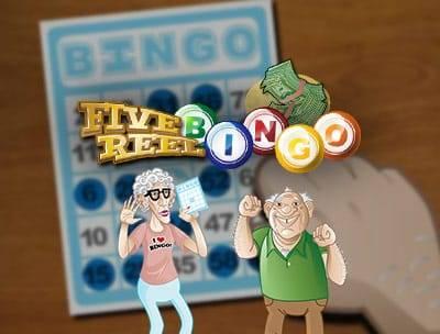 Five Reel Bingo