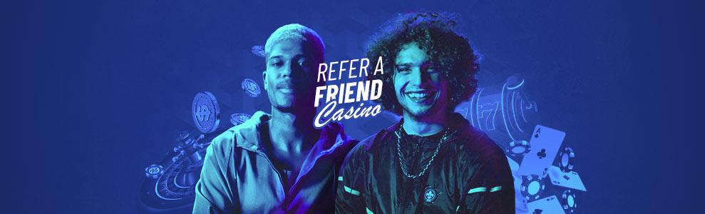 Refer a Friend Casino