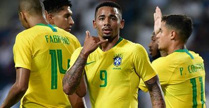 Card Brasil x Argentina