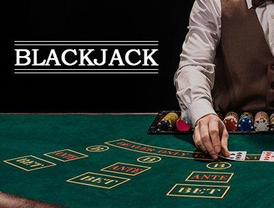 Live Dealer - Blackjack