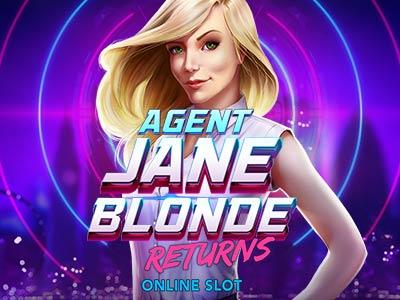 Agent Jane Blonde Returns